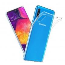 Funda TPU Silicona Transparente para Samsung Galaxy A30s