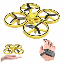 Mini Drone - se maneja con la mano - luces LED - sensor gravedad - NW-FJ037