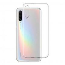 Funda TPU Silicona Transparente para Xiaomi Mi A3