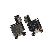 Flex conector de carga y lector Sim para Xiaomi Mi 9T / Redmi K20