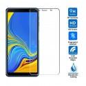 Protector Cristal Templado para Samsung Galaxy A7 2018