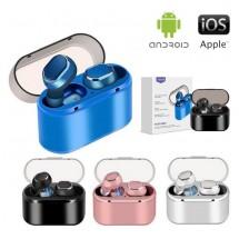 Auriculares Bluetooth TWS A6S con estuche recargable NW-LYEJ119