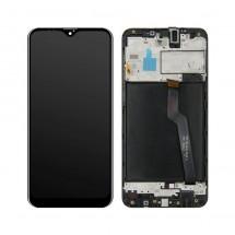 Pantalla completa LCD y táctil con Marco Samsung Galaxy A10 A105F