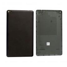 Tapa color negro con cristal lente cámara Lenovo Tab E8 TB-8304F1 (swap)