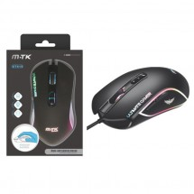 Ratón Gaming LED 7 botones - dpi ajustable - Ref. OP-GT819