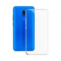 Funda TPU Silicona Transparente para Xiaomi Redmi 8A