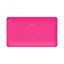 Tapa rosa con botones laterales y cristal cámara Woxter N-100 N100 (swap)