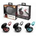 Auriculares deportivos Bluetooth TWS estuche recargable OP-CT919 - elige color