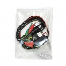 Cable universal varios conectores para fuente de alimentación