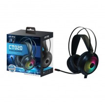 Cascos auriculares Gaming con Micrófono para PC/PS4/XBOX Ref. OP-CT020