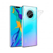 Funda TPU silicona transparente para Huawei Mate 30