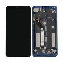 Pantalla completa Original con marco Azul Xiaomi Mi 8 Lite / Mi8 Lite