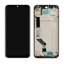 Pantalla completa Original con marco negro Xiaomi Redmi Note 7 / Note7