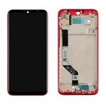 Pantalla completa Original con marco rojo Xiaomi Redmi Note 7 / Note7