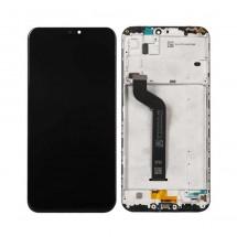 Pantalla completa Original con marco negro Xiaomi Redmi 6 Pro / Mi A2 Lite