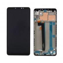 Pantalla completa Origianl con marco negro Xiaomi Mi Max 3