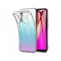 Funda TPU Silicona Transparente para Xiaomi Redmi Note 8T
