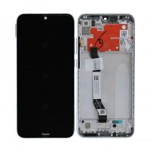 Pantalla completa Original con marco blanco Xiaomi Redmi Note 8T