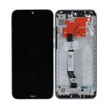 Pantalla completa Original con marco negro Xiaomi Redmi Note 8T