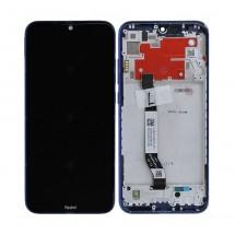 Pantalla completa Original con marco azul Xiaomi Redmi Note 8T