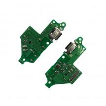 Placa conector de carga y micrófono para Motorola One Vision