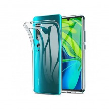 Funda TPU Silicona Transparente para Xiaomi Mi Note 10