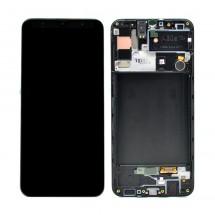 Pantalla completa Original con marco Samsung Galaxy A30s A307