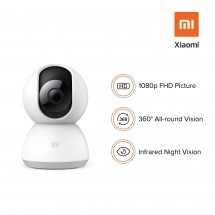 Cámara vigilancia Xiaomi Mi Home Security Camera 360º 1080p
