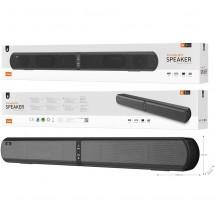 Altavoz barra de sonido Bluetooth 2*5W - UBS - lector tarjeta - Radio FM - OP-F6492