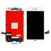 Pantalla LCD y táctil color blanco para iPhone 8