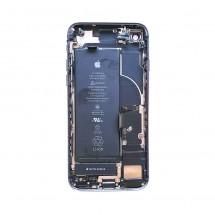 Chasis y tapa ORIGINAL con componentes y batería iPhone 8G (swap) Negro