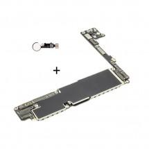 Placa base Original 64Gb para iPhone 8Plus con botón blanco (swap)