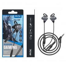 Auriculares Gaming con Micrófono y botón funcional para PC/PS4/XBOX - OP-CT021