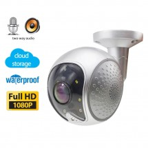 Cámara vigilancia 19Q IP Wifi inalámbrica 1080P Android / iOS - RD