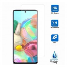 Protector Cristal Templado para Samsung Galaxy A51