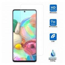 Protector Cristal Templado para Samsung Galaxy A71