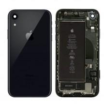 Chasis original con componentes y batería iPhone XR (swap) negro