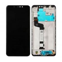 Pantalla completa Original con marco negro Xiaomi Redmi Note 6 Pro (swap)
