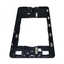 "Marco frontal display Samsung Galaxy Tab A 10.1"" T580 T585 (swap) negro"