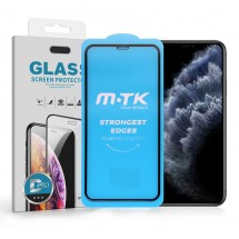 Protector pantalla completa Cristal Templado para iPhone 6/7/8/X/XS/XR/XSMax