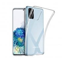 Funda TPU Silicona Transparente para Samsung Galaxy S20