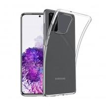 Funda TPU Silicona Transparente para Samsung Galaxy S20+