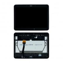 Pantalla Original con marco negro Samsung Galaxy Tab 4 T530 T531 T535 (swap)