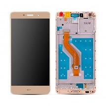 Pantalla completa Original con marco Huawei Y7 2017 / Y7 Prime (swap) dorada
