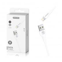Cable datos carga Lightning 2A de 3m para iPhone