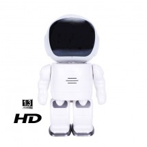 Cámara de vigilancia Robot HD WIFI IP H,264 - A180