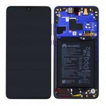 Pantalla ORIGINAL con marco y batería Huawei Mate 20 - elige color