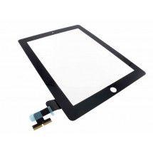 Tactil sin boton color negro iPad 2