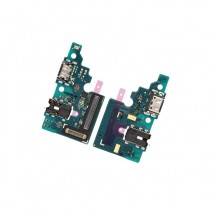 Placa conector de carga y jack audio para Samsung Galaxy A51 (A515F)