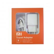 Mi Travel Adapter cargador rápido 2.5A Fast 3.0 más cable Micro USB